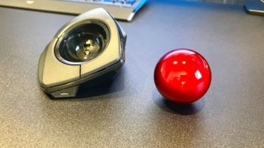 トラックボールマウスで動画編集は出来るのか?実際に使ってみた感想